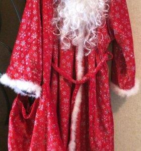Костюм Деда Мороза!!!!