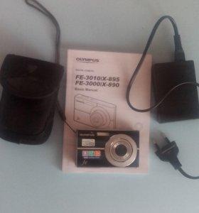 Цифровой фотоаппарат Olympus Fe-3010lX-895
