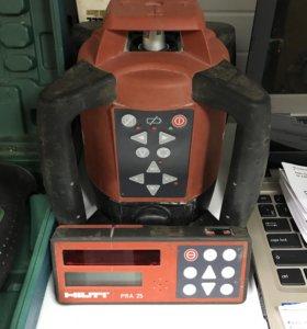Лазерный уровень Hilti PR25