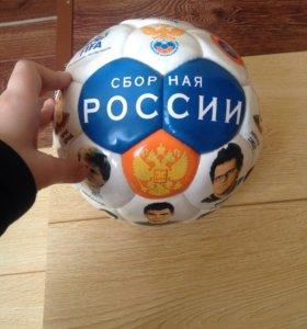 Эксклюзивный мяч Сборной России