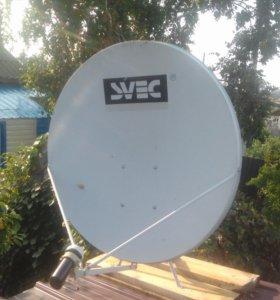 Установка антенн