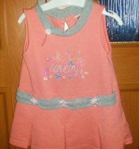 Платье детское 92 см.