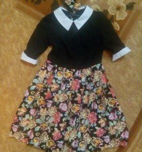 Платье рост до 165