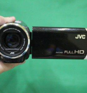 Видеокамера JVC FULL HD