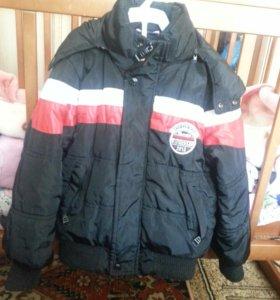 Куртка зима на 3-5 лет