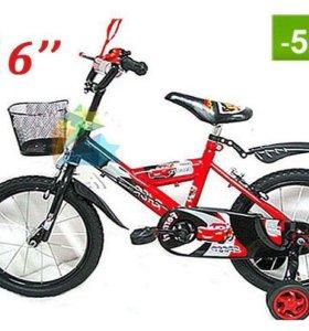 Детский велосипед FERRARI 16 Колеса