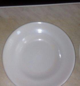 Тарелки 17 шт