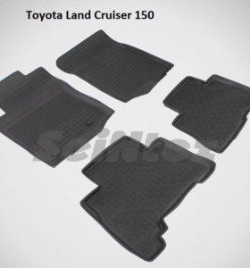 Автоковрики Toyota Land Cruiser Prado 150