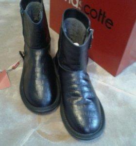 Зимние ботинки mascotte