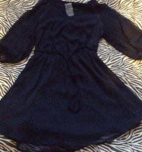 Платье шифон 44-46