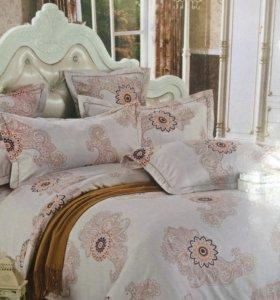 Комплект постельного белья, семейное