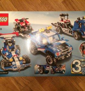 Новый набор Lego Creator 5893 Мощный внедорожник