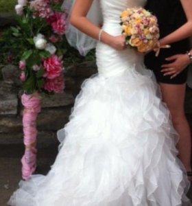 Продам Свадебное платье от дизайнера Mori Lee