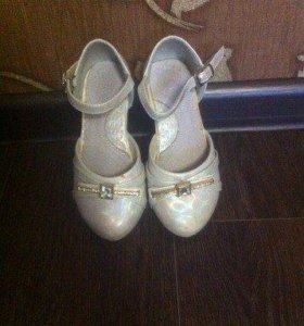 Туфли для утреника