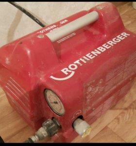 Аппарат для прочистки канализации Rothenberger