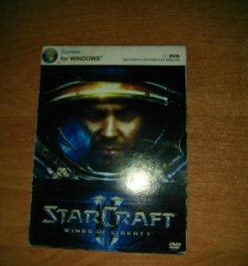 Компьютерная игра Starcraft