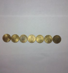 Юбилейные монеты:Города воинской славы.