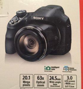 Sony DSC H 400