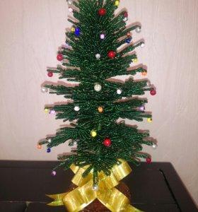 Новогодняя елочка 23 см