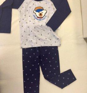 Пижамка для мальчика!Новая