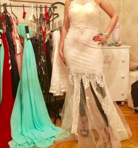 Новые вечерние платья