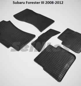 Автоковрики Subaru Forester 3 2008-2012г