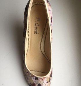 Туфли новые Paolo Conte