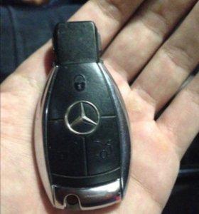 Ключ для Mercedes (оригинал)