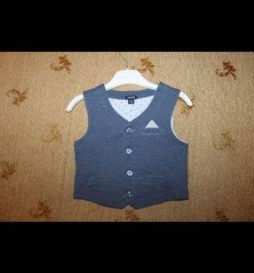 Новая нарядная жилетка Киаби
