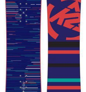 Сноуборд абсолютно новый К2 138