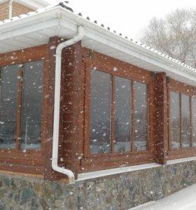 Пластиковые окна изготовление и монтаж