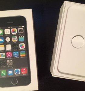 Коробка, вилка Айфон 5S