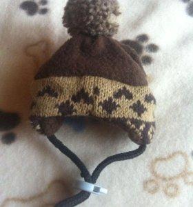 Милая шапочка для собак (маленьких пород)