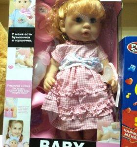 058. Кукла беби Борн