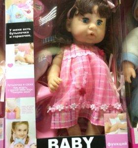 059. Кукла беби Борн