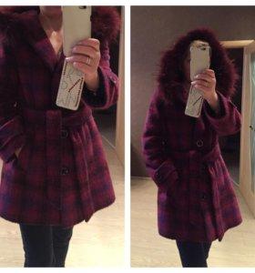 Пальто зимнее. 46