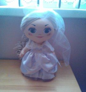 Кукла Невеста 35 см