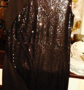 НОВОЕ Вечернее платье incity с пайетками