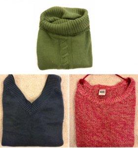 Разноцветные свитера