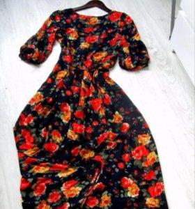Платье 👗 в пол
