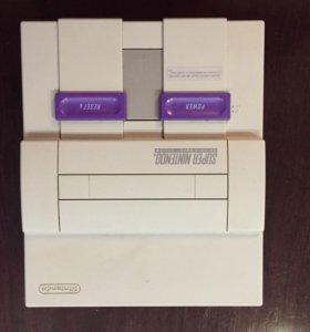 Super Nintendo USA
