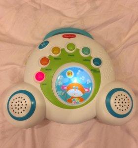 Детский магнитофон