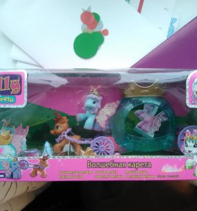 Новая игрушка Filly волшебная карета