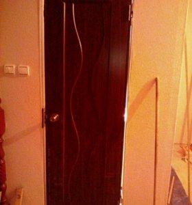 Дверь венга 600-2000