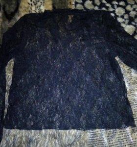 Блуза водолазка