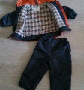 Костюмы (куртка и брюки)