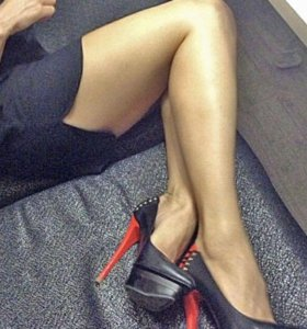 Кожаные туфли Sasha Fabiani