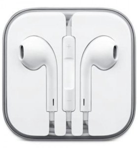 Apple earpods гарнитура