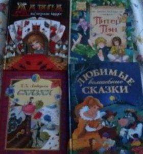 """Детские книги """"сказки"""""""