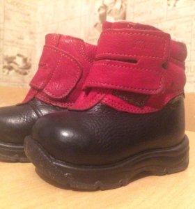 Демисезонные ботинки Kavat